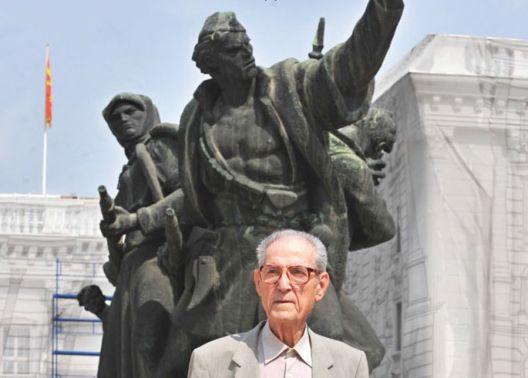 Почина последниот Асномец Перо Ивановски - Тиквар