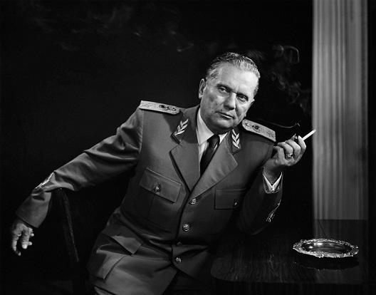 Јосип Броз Тито, 1954