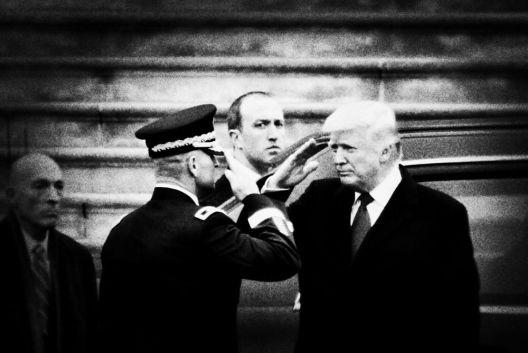 Авторитарниот популист во Белата куќа