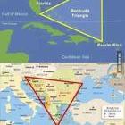 Бермудски vs. балкански триаголник