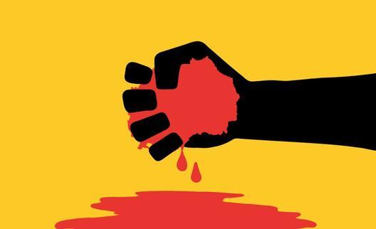"""Протестите на """"Заедничка"""" како проба за граѓанската војна"""