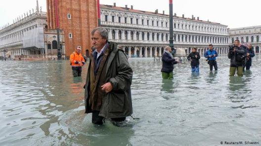 Венеција: Лутина поради недоволната заштита од поплави