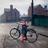 Девојче со велосипед