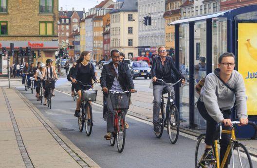 Кој оди на работа со велосипед ќе добие пари за секој километар