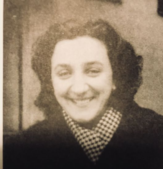 Сама во ноќта – Сеќавање на Веселинка Малинска