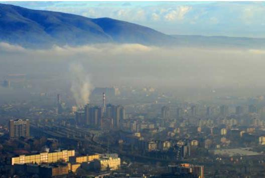 Европска агенција за животна средина: Македонија е најзагадена земја во Европа