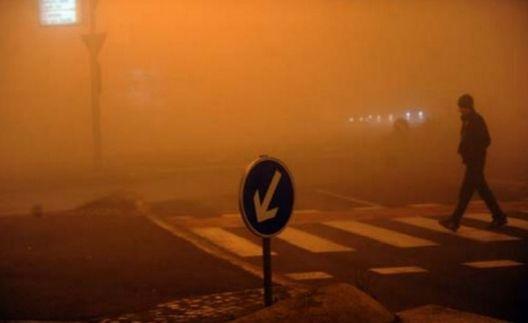 Скопје повторно најзагаден град во светот