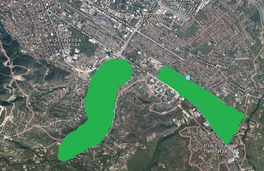 Како би изгледало едно зелено Скопје