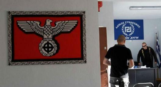 Кризата го исфрли на површина фашистичкиот талог